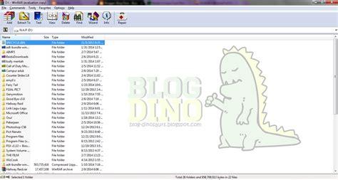bagas31 zip cara mengubah file folder menjadi rar zip blog dino