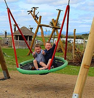 holiday for swing swing by and check out our new play equipment abbeyford