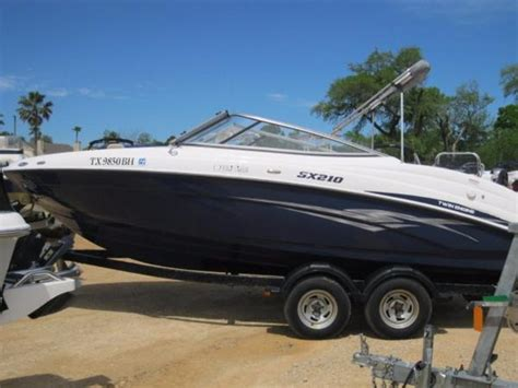yamaha boats dealers in texas yamaha sx210 boats for sale in texas