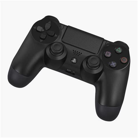 Ps4 Dualshock 4 Wireless Controller New Model sony playstation 4 wireless 3d model