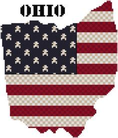 ohio pattern works marti harrington designs patriotic cross stitch on