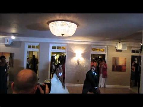 Best wedding entrance dance ever!!!!   YouTube
