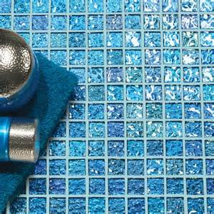 original style mantra crystal blue mosaic sheet 32 7x32