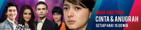 film drama indonesia di indosiar cerita sinetron rcti cinta dan anugerah sinetron cerita