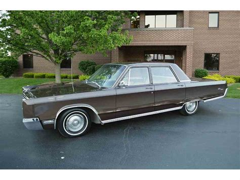 Chrysler Newport News by 1967 Chrysler Newport For Sale Classiccars Cc 986319