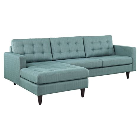 left facing sectional sofa empress left facing upholstered sectional sofa dcg stores