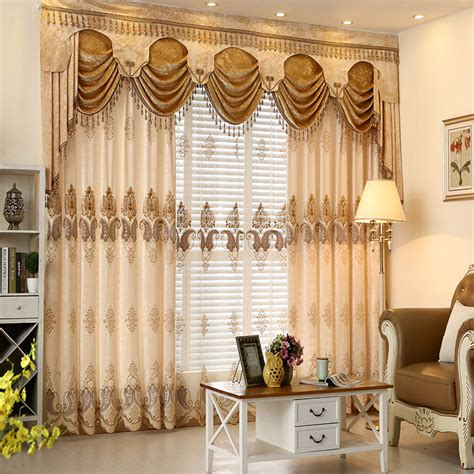 bedroom curtains with valance modern high quality bedroom curtain for the window