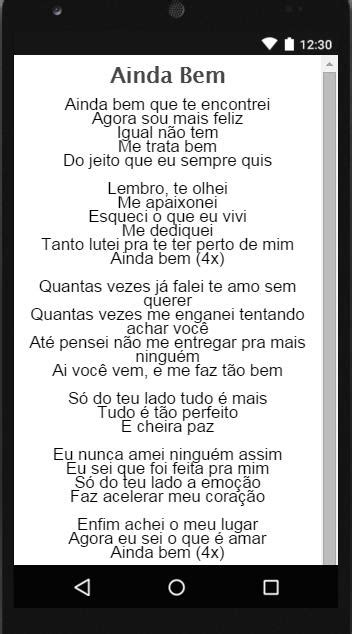Vc Me Faz Tao Bem Letra - Poema De Amor