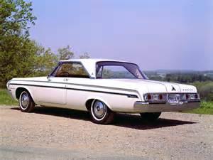 Dodge Polara 1964 1964 Dodge Polara On Dodge Dean O Gorman And Cars