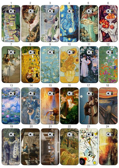 galaxy range classic art collection cases for galaxy range 3dp famous