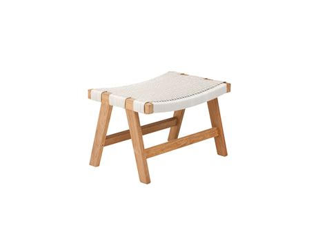outdoor footstool barwon 174 outdoor lounge ottomans footstools by eco outdoor