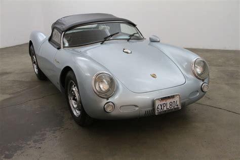 Porsche L Beck by 1955 Porsche 550 Beck Spyder Beverly Car Club