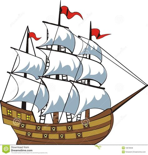 clipart old boat sailing ship clipart clipart suggest