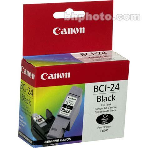 Cartridge Bci 24 canon bci 24bk black ink cartridge 6881a003 b h photo