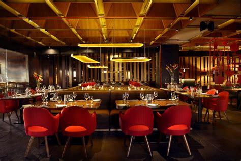 red restaurant ideas inspiring interiors of restaurant that you must