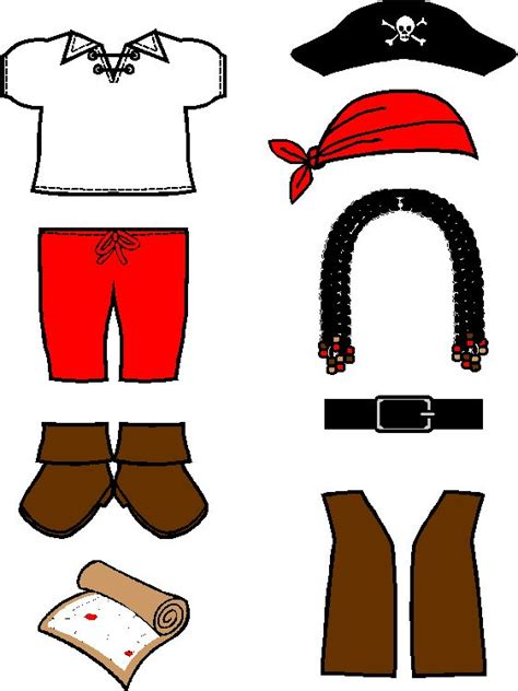 printable turkey costume 335 best bricolage pirate images on pinterest day care