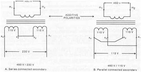transformer wiring diagram single phase single phase industrial transformers