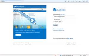 hotmail email template hotmail login