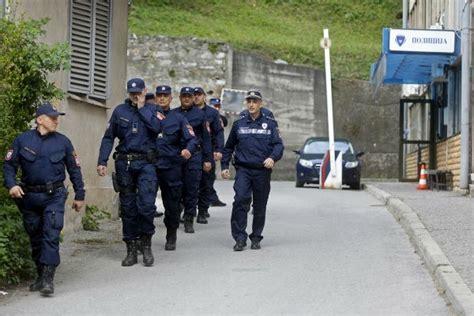 film perang bosnia satu harapan polisi bosnia tangkap 6 serbia atas