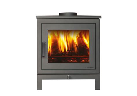 Wood Burning Stove Fireplaces by The Shoreditch 5kw Wood Burning Stove The Fireplace Company