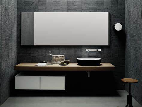 Ad Cabinets flyer oak washbasin countertop by boffi