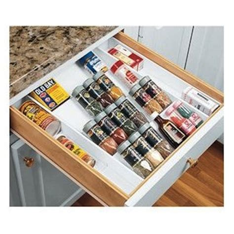 Spice Rack Drawer Insert by Help Getting Organized Get Organized With Organizational