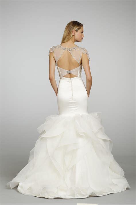 hayley paige bridal dresses wedding dresses spring 2013 wedding dress hayley paige bridal gowns 6302 d