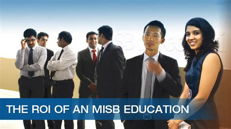 Misb Bocconi Mba Fees by The Roi Of An Misb Education Sda Bocconi Asia Center