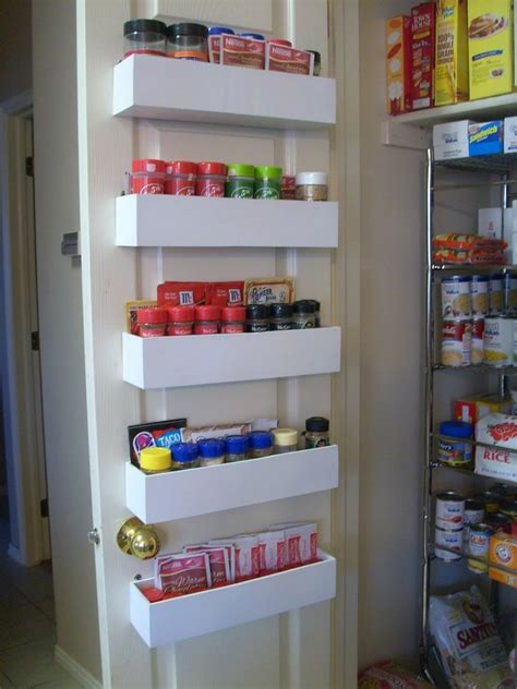 easy diy kitchen storage ideas  owner builder network