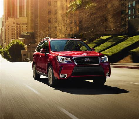 subaru forester 2018 review 2018 subaru forester xt review autoguide com news