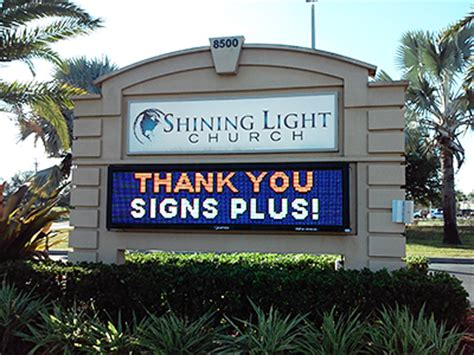 outdoor lighted changeable letter signs led church signs with changeable scrolling marquee letters