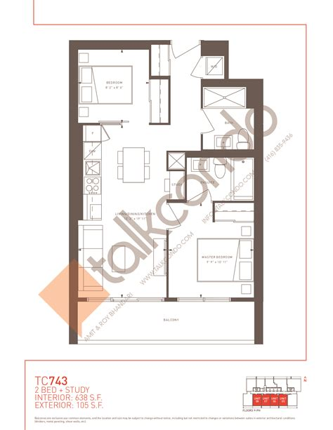 city floor plan transit city condos talkcondo