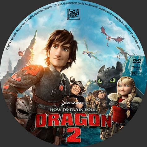 how to trained a how to your 2 custom dvd labels how to your dragon2 2014 custom