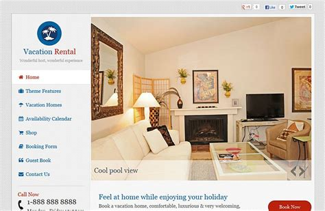 wordpress themes rent house wordpress vacation rental theme holiday homes