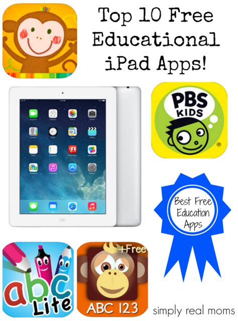 the 55 best free education apps for ipad teachthoughtcom top 10 free educational ipad apps