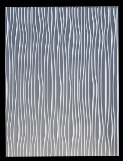 Wall Furniture by Gfrc Curved Wall Panels