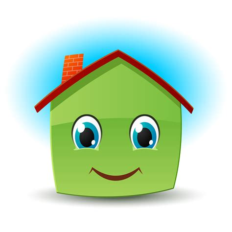 happy dog house happy face cartoon house smiley face cartoon clip male models picture