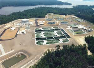 Camp lejeune s new wastewater treatment plant