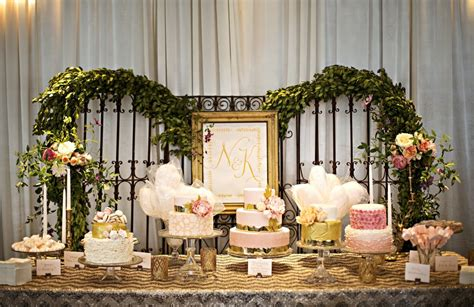 design event seattle blush and peach whimsical wedding finch and thistle