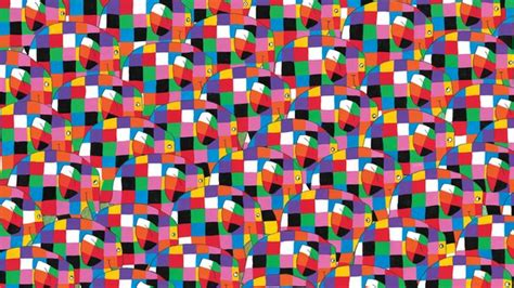 Elmer Patchwork - the evolution of elmer the patchwork elephant news