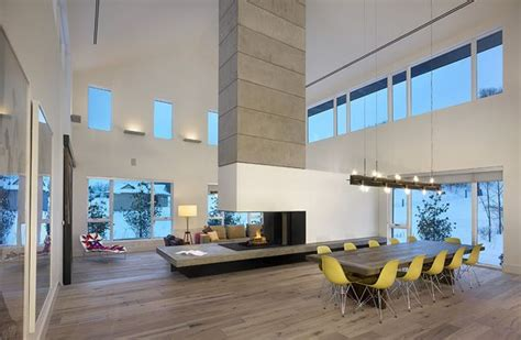 Home Design Story Parts Needed ski chalet with a modern interior design instead classic wood