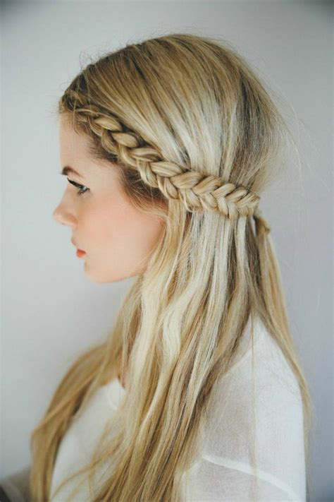 Wedding Hair Boho Style by Trubridal Wedding 20 Awesome Half Up Half