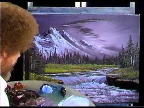 bob ross painting marshlands bob ross painting arctic painting pbs