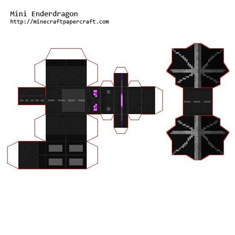 Minecraft Papercraft Tutorial - nether papercraft search papercraft