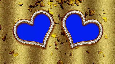Wedding Background Gold by Gold Wedding Background Motion Effect