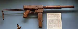 10 mat 49 silenced submachine gun