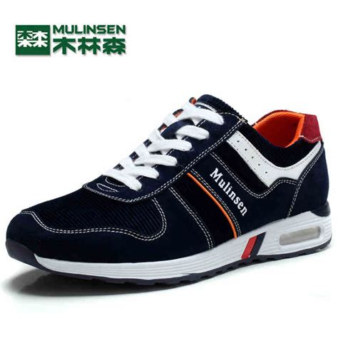 waterproof sport shoes waterproof nubuck leather mens sneakers casual shoes