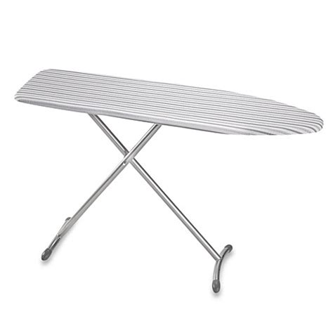White Kitchen Island Cart Real Simple 174 Ironing Board With Bonus Folding Board Bed