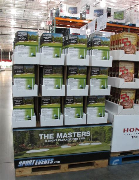 Honeybaked Ham Gift Cards Costco - golfweek costco told to stop selling masters tickets golf news at golfweek