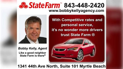 State Farm   Bobby Kelly   Auto Insurance at an Affordable